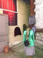 Boutique und Ateliers