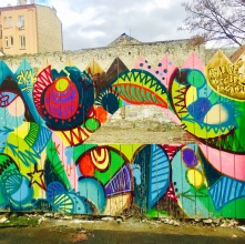 Graffiti Saint-Denis