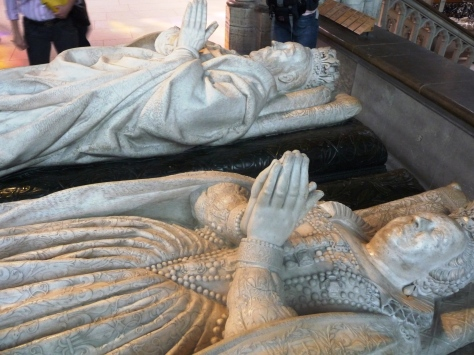 Heinrich II. und Katharina von Medici