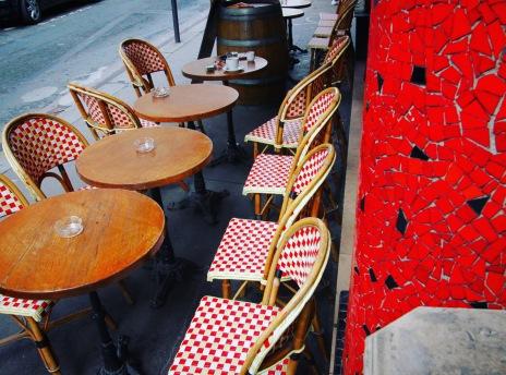 Montmartre_Café