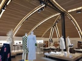 Galerie Louis Vuitton inspiré Eiffel