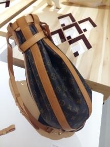 Galerie Louis Vuitton - Sac bizarre