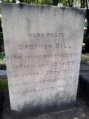 Brother Bill, treuer Kamerad