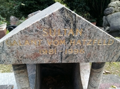 Sultan Galant vom Hatzfeld, habe die Ehre
